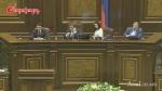 Ինչպես ՀՀԿ-ական մի քանի պատգամավորներ ցուցադրաբար լքեցին ԱԺ դահլիճը