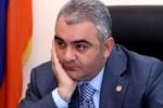 Արման Սահակյանը հրաժարական է տվել Պետգույքի կառավարման վարչության պետի պաշտոնից