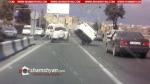 Բացառիկ տեսանյութ. Ինչպես է 22-ամյա վարորդը Toyota-ով բախվում է Suzuki-ին և կողաշրջվում
