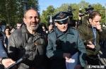 Վալերի Օսիպյանը՝ ոստիկանության պետ, Արթուր Վանեցյանը՝ ԱԱԾ տնօրեն (տեսանյութ)