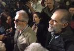 Գարեգին Չուգասզյանն ազատ արձակվեց, բայց հացադուլը շարունակում է (տեսանյութ)