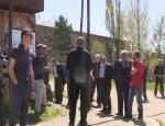 11 գյուղերի բնակիչներ փակել են Գյումրի-Բավրա միջպետական ավտոճանապարհը