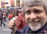 Մեկ հեղափոխությունից մյուսը․ Հայաստանցիներին հայտնի ռուս բլոգերը հիմա էլ Թբիլիսիում է (տեսանյութ)