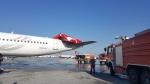 Ստամբուլի օդանավակայանում ինքնաթիռներ են բախվել