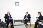 ՀՀ ԱԳ նախարարն ընդունել է ՀԱՊԿ գլխավոր քարտուղարին (տեսանյութ)