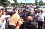 «Սասնա ծռերի» աջակիցները որոշեցին բացել Արշակունյաց պողոտան (տեսանյութ)