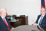 Կասպշիկը Զոհրաբ Մնացականյանին է ներկայացրել Փարիզում Մամեդյարովի հետ հանդիպումների արդյունքները (տեսանյութ)