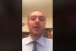 ԱԽ նոր քարտուղարն էլ է իր աշխատավայրից ուղիղ եթեր մտել (տեսանյութ)