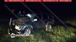 Արագածոտնում 35–ամյա վարորդը Nissan Pathfinder-ով մի քանի պտույտ գլխիվայր շրջվելով՝ հայտնվել է դաշտում