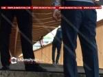 Երիտասարդ աղջիկն անցել է Դավիթաշենի կամրջի վտանգավոր եզրագիծը և սպառնացել է ինքնասպան լինել