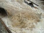 Լեռնագոգ համայնքում սելավատարերի ջրերը լցվում են գյուղի տները և փողոցները