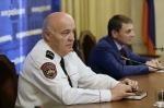 Ներկայացվեց ոստիկանության պետի նորանշանակ տեղակալը (տեսանյութ)