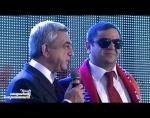 Հեղափոխության կադրային բանկը համալրվեց ևս մեկով, որը ՀՀԿ-ի նախընտրական երգերն է գրել (տեսանյութ)