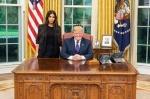 Սպիտակ տանը հանդիպել են Դոնալդ Թրամփը և Քիմ Քարդաշյանը