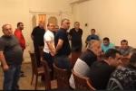 Դեպի ՌԴ ուղևորափոխադրող ընկերությունները բողոքի ակցիա էին իրականացնում (տեսանյութ)