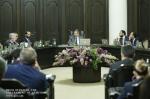 Կառավարության արտահերթ նիստում որոշվեց ԱԺ արտահերթ նիստ հրավիրել (տեսանյութ)