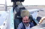 Թուրքական կենտրոնի անդրադարձը Փաշինյանի՝ ՍՈւ-31CM կործանիչի խցիկում արված լուսանկարին