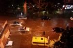 Հորդառատ անձրևի հետևանքները Թբիլիսիում