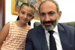 Վարչապետի հանդիպումը իրեն զանգահարած 10-ամյա Անգելիկայի հետ