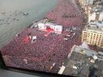 Էրդողանի մրցակցի 3 միլիոնանոց հանրահավաքը Իզմիրում