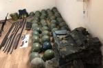 Սիսիանի ԵԿՄ փոխնախագահն ու Որոտան գյուղի բնակիչը հանձնել են մեծ քանակությամբ զենք, զինամթերք և զինվորական հանդերձանք
