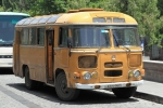 «ՊԱԶ» մակնիշի ավտոբուսն ընկել է ջրափոսը