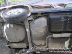 Սպիտակ-Երևան ճանապարհին «Արարատ ՃանՇին»-ի բեռնատարը կողաշրջվել և հայտնվել է դաշտում․ կա տուժած