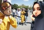 Թուրքիայում Աթաթուրքին վիրավորած աղջիկը կալանավորվել է (տեսանյութ)