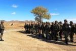 Հայաստանում ռուսական ռազմաբազայի հետախույզները լեռներում զինավարժություններ են անցկացնում