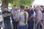Բողոքի ակցիա Արտաշատում. վաճառողները դուրս են եկել փողոց (տեսանյութ)