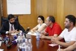 Փոխվարչապետի գրասենյակի ղեկավարը հեռախոսազրույց է ունեցել «Լիդիան Արմենիա» ընկերության տնօրենի հետ