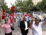 Ադրբեջանում բողոքի ակցիա է կազմակերպվել ԱՄՆ-ի դեմ (տեսանյութ)