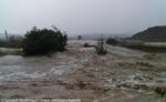 Հորդառատ անձրևի հետևանքով արտակարգ իրավիճակ է ստեղծվել Արմավիրի մարզում