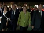 Նիկոլ Փաշինյանը և Անգելա Մերկելը զբոսնել են երեկոյան Երևանում