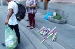 Խաղալիք վաճառողները բողոքում են․ նրանց արգելվել է Հրապարակում առևտուր անել (տեսանյութ)