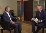 Ռոբերտ Քոչարյանը հարցազրույց է տվել НТВ հեռուստաալիքին (տեսանյութ)