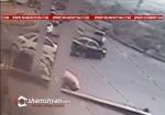 Տեսախցիկն արձանագրել է Երևանում 4 հոգու, այդ թվում՝ երեխաների, BMW-ով վրաերթի ենթարկելու պահը