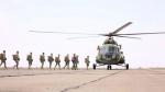 Ադրբեջանում ռազմաօդային ուժերը անցկացրել են դեսանտային վարժանքներ