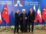 ՌԴ-ն, Իրանը և Թուրքիան համատեղ հռչակագիր են ընդունել
