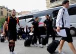 Հայաստանի ազգային հավաքականի ֆուտբոլիստները ժամանել են Սկոպյե