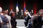 Նիկոլ Փաշինյանը Փարիզում հանդիպել է հայ համայնքի ներկայացուցիչների հետ (տեսանյութ)