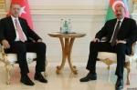 Բաքվում կայացել է Թուրքիայի և Ադրբեջանի նախագահների առանձնազրույցը