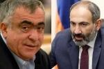 Ալեքսանդր Սարգսյանը պատասխանել է Նիկոլ Փաշինյանին
