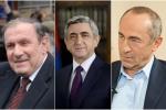ՀՀ երեք նախագահները հրավիրվելու են մասնակցելու Անկախության տոնակատարությանը