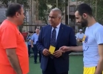 Րաֆֆի Հովհաննիսյանը խանգարել է ֆուտբոլիստներին իր մրցավարությամբ