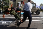 Ահաբեկչություն է տեղի ունեցել Իրանում ռազմաշքերթի ժամանակ (տեսանյութ)