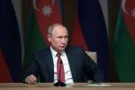 ՌԴ-ն և Ադրբեջանը հեռանկարային նախագծեր են իրագործելու Կասպիական տարածաշրջանում. Պուտին