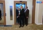 «Ռոսիա 1»․ Փաշինյանն ու Ալիևը միասին նույն վերելակով են բարձրացել (տեսանյութ)