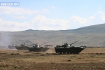 Հայ-ռուսական միացյալ զորախումբը վարժանքներ է անում Հայաստանում