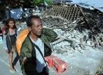 Ինդոնեզիայում երկրաշարժի զոհերի թիվը հասել է ավելի քան 1,2 հազարի (տեսանյութ)